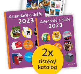 Tištěné katalogy